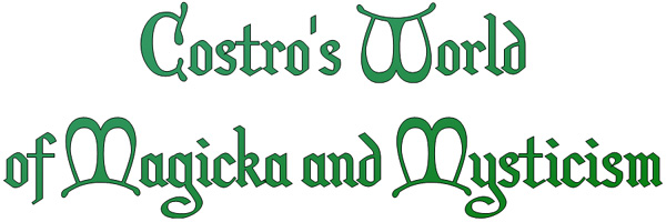 Costro's World of Magicka and Mysticism