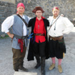 Conwy Pirate Weekend 2012