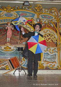 Robert-Mann-Llandudno-Extravaganza-magic-parasols