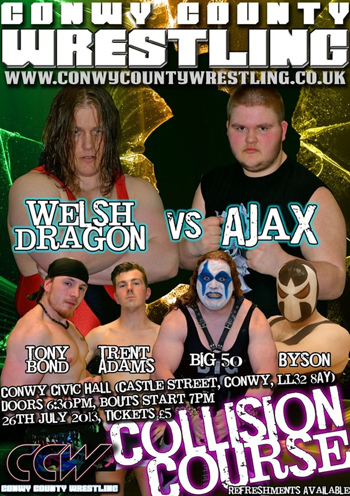 conwy-wrestling-collision-course