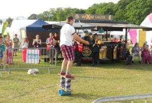 harley-balance-fire-juggle-llangollen
