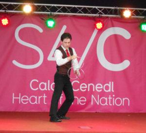 jay-gatling-s4c-stage-llangollen-eisteddfod