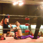 conwy-wrestling-match