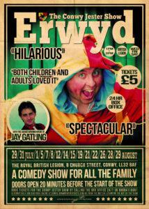 conwy-jester-show