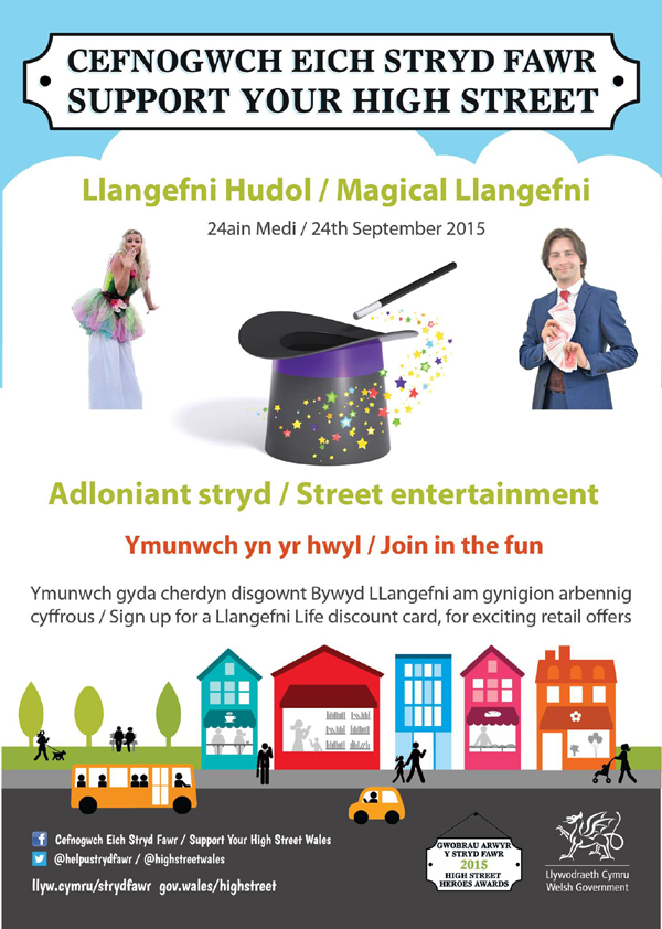 support-your-high-street-magical-llangefni