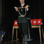 gatling-magic-rope-trick-conwy-jester-show