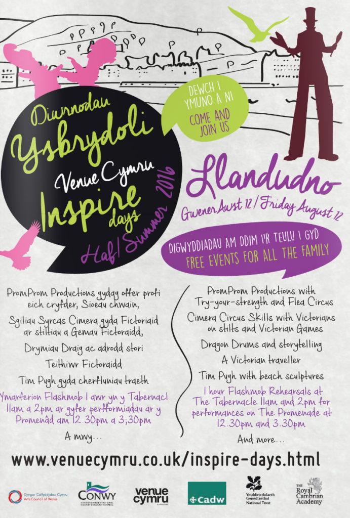 venue-cymru-llandudno-inspire-day-2016