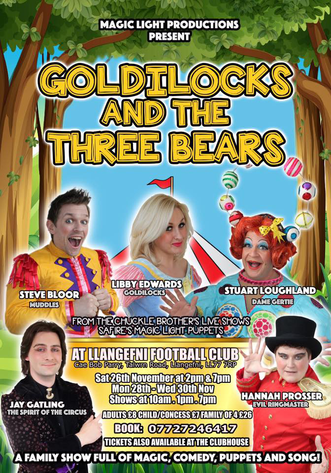goldilocks-pantomime-llangefni