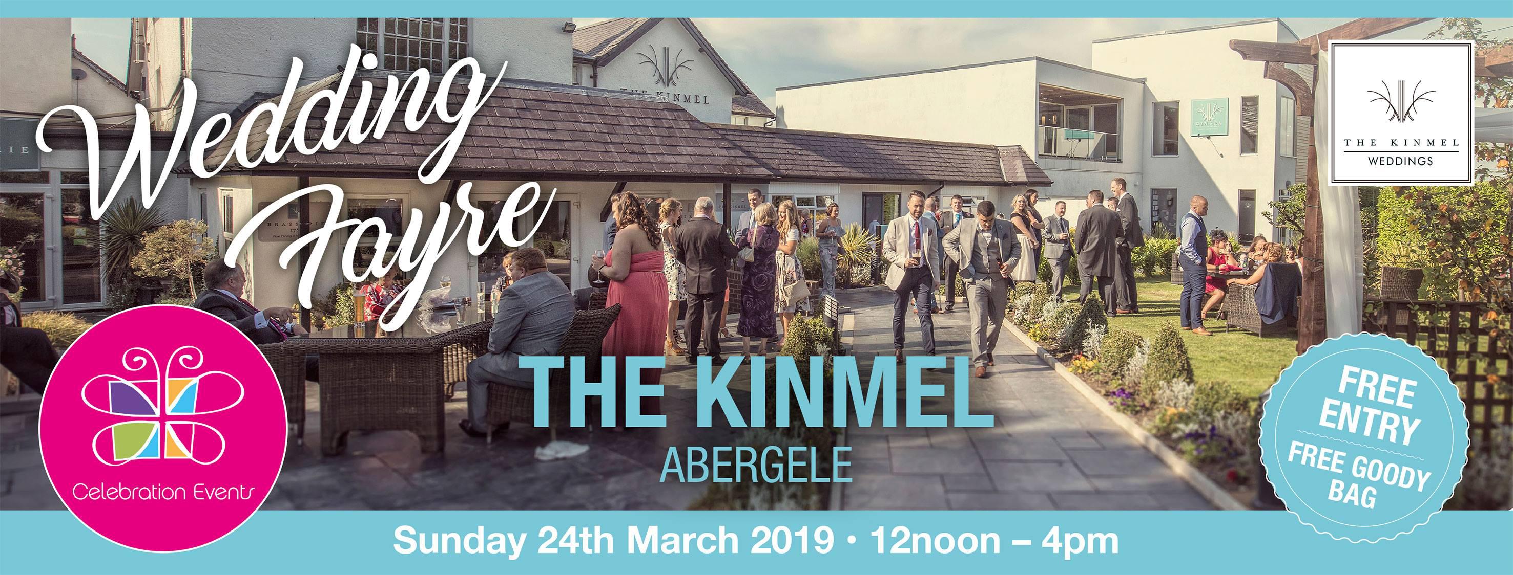 Kinmel Wedding Fayre 2019