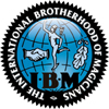 Logo of the International Brotherood of Magicians