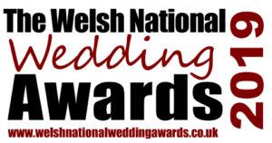 Welsh National Wedding Awards 2019 logo