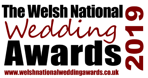 Welsh National Wedding Awards 2019 logo