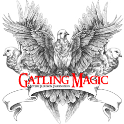Gatling Magic website logo