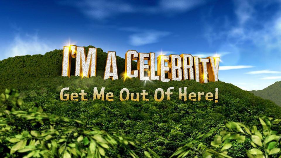 """I'm A Celebrity, Get Me Out Of Here!"" text"