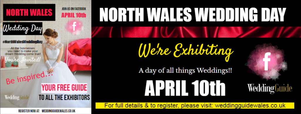 North Wales Wedding Day April 2021