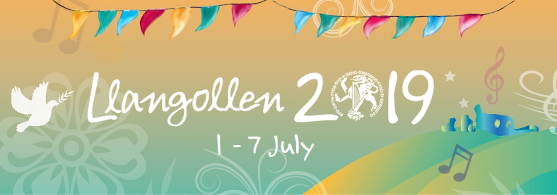 Llangollen International Musical Eisteddfod 2019 - 1 to 7 July