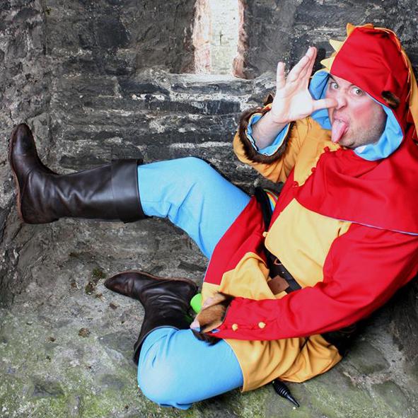 Erwyd the Conwy Jester